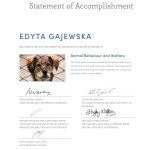 diploma - animal behaviour - University if Edinburgh