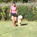 Australia, Training Kirstie